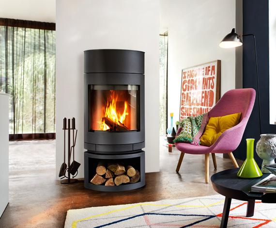 skantherm kaminofen emotion m kl pfer fen. Black Bedroom Furniture Sets. Home Design Ideas